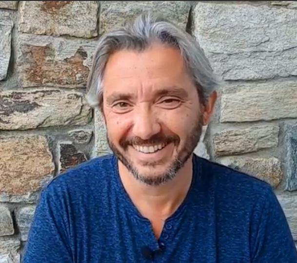 """Olivier Lantier, naturopathe et créateur des cures de jeûne """"Jeûne & Sens"""""""