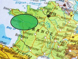 Lieux des cures de jeûne : Bretagne et Pays de Loire chez Éric Gandon