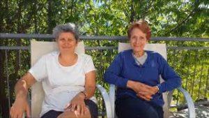 Anne-Marie et Muriel jeûnent dans les Hautes-Alpes