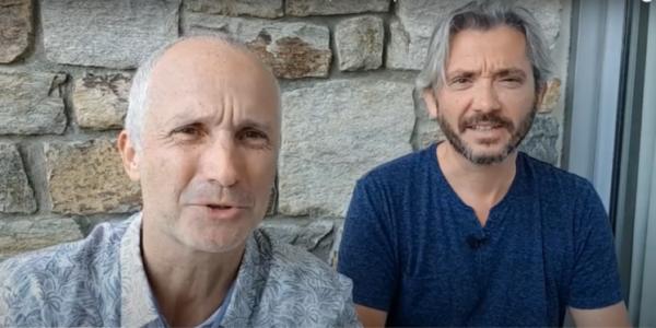 Éric Gandon et Olivier Lantier
