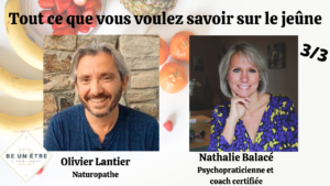 Nathalie jeûne 3 semaines pour un spondylarthrite ankylosante
