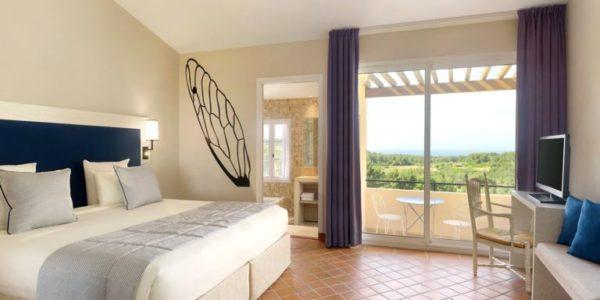 Chambre du Dolce Frégate Provence